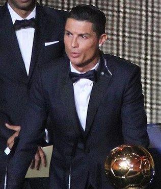 Ronaldo wins his 4th Ballon d'Or