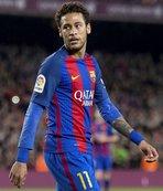 Neymar'dan Ada'ya mesaj