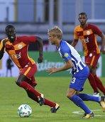 Galatasaray son sınavı geçemedi