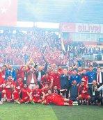 3. Lig'de final Silivri-Erbaa