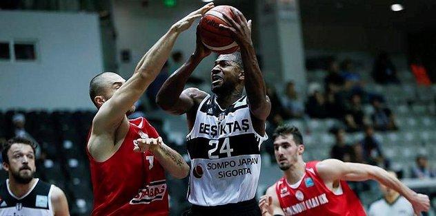 Beşiktaş ilk kez kaybetti!