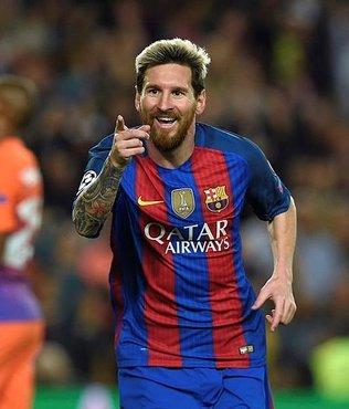 Haftan�n futbolcusu Messi
