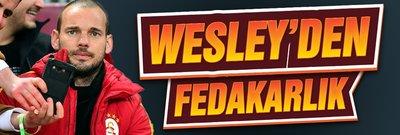 Wesley'den fedakarlık