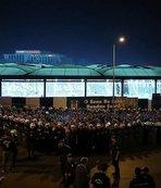 Dolmabahçe'de barış rüzgarı