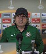 Mustafa Reşit Akçay: Zorlu bir maç olacak