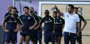 Osmanlıspor'da yeni sezon hazırlıkları başladı