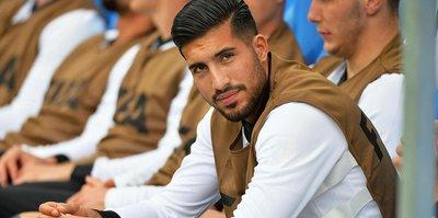 Juventus'un Emre inadı