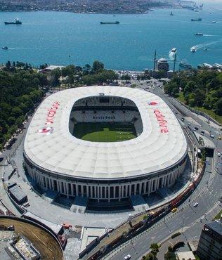 Vodafone Park aday gösterildi!