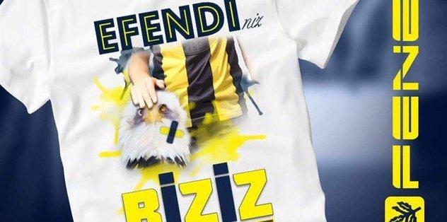 Fenerbahçe'den Beşiktaş'a tarihi gönderme