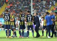 Alanyaspor - Fenerbahçe maçı capsleri