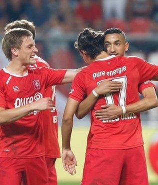 Enes'li Twente tutulmuyor