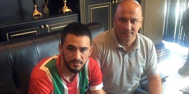 Diyarbekirspor, Gökhan Çıra ile imzaladı