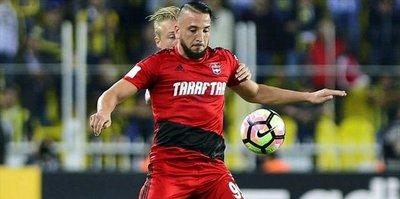 Göztepe'de son transfer Ghilas