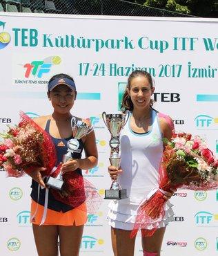Kültürpark Cup'ta şampiyon Buzarnescu