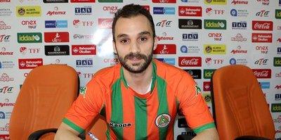 Alanyaspor Cenk Ahmet'i kiraladı