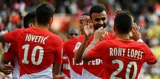 Beşiktaş'ın rakibi Monaco farklı kazandı