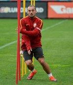 Sneijder'in menajeri Albers açıkladı