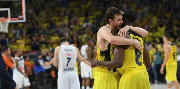 Hayal değil REAL: Fenerbahçe finalde