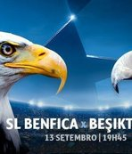 Benfica'dan Beşiktaş paylaşımı