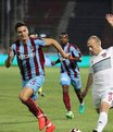 Trabzonspor ilk d�� saha ma��n� kaybetti