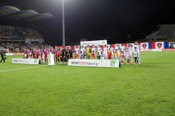 Karabükspor - Beşiktaş (Spor Toto Süper Lig 3. Hafta Maçı)
