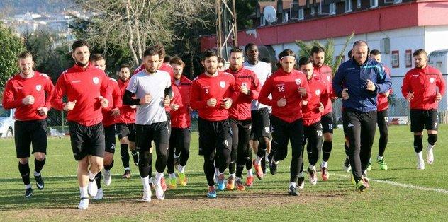 Samsunspor'da 16 oyuncu serbest kaldı