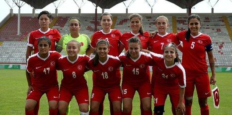 Türkiye, Çin'i 5-0 mağlup etti
