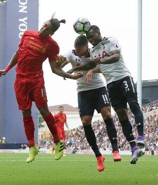 Liverpool ka�t�, Tottenham yakalad�