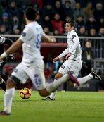 Beşiktaş ilk yenilgisini aldı