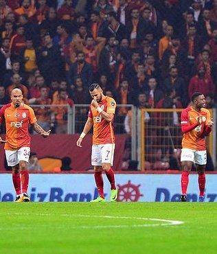Galatasaray, Şubat'ta buz tuttu