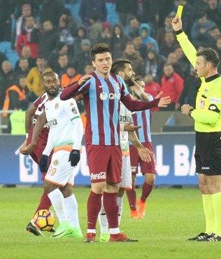 Trabzonspor'da zorunlu değişiklik