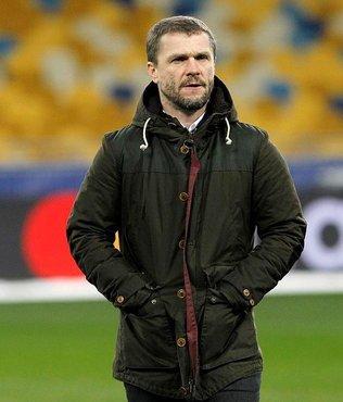 """Rebrov: """"Kiev'de olanlara çok üzüldüm"""""""