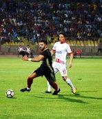 Antalya'da Nasri'nin golü galibiyete yetmedi