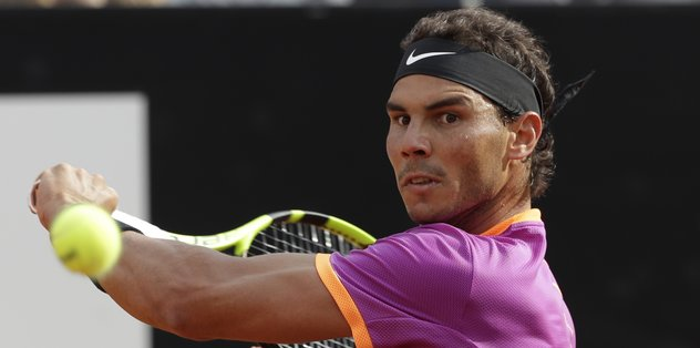 Nadal'dan Roma Açık'a erken veda