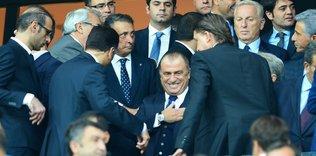 'Galatasaraylıların gelmesi çok güzel'