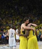 Fenerbahçe potada bir kez daha tarih yazdı