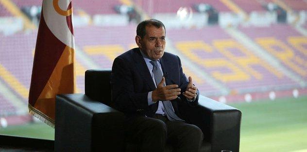 Dursun Özbek'ten transfer sözleri