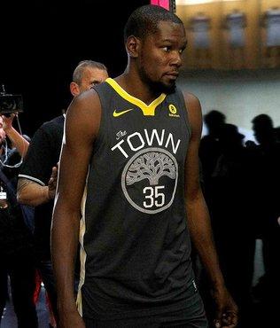 Kevin Durant rezil oldu!