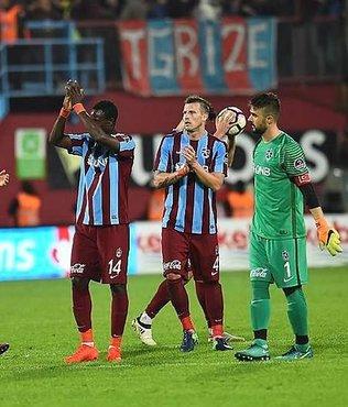 Trabzonspor ��k�� pe�inde