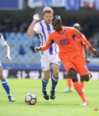 La Liga'da Granada küme düştü