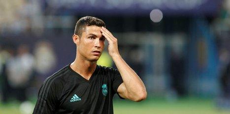 Cristiano Ronaldo ucuz atlattı | İZLE