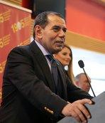 Başkan Özbek taraftardan özür diledi