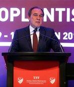 TFF Başkanı'ndan flaş açıklama