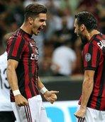 Milan ilk maçta fişi çekti: 6-0