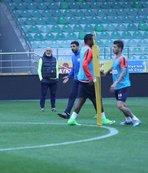 Rizespor'da Bursaspor maçı hazırlıkları sürüyor