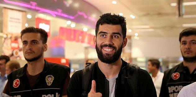 Yıldız oyuncu Fenerbahçe'de