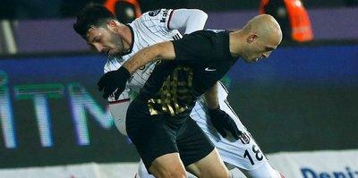 Tolgay Arslan penaltı bekledi