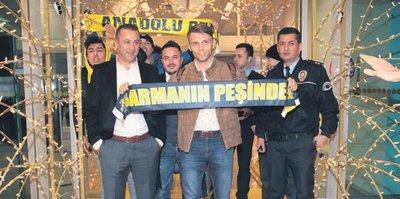 Karavayev İstanbul'da