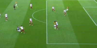 Asist Onur Kıvrak'tan gol Moussa Sow'dan