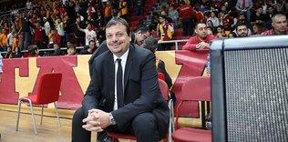 Ergin Ataman: Kolay bir galibiyet aldık